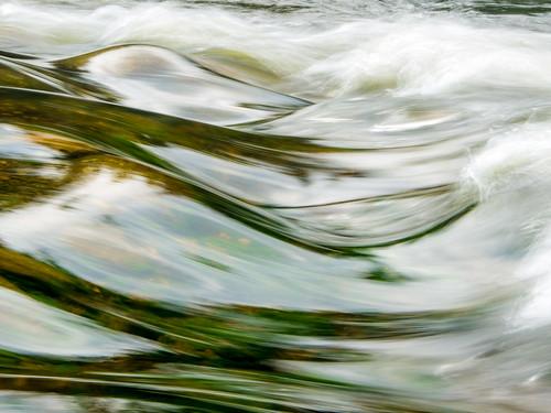 Waskesiu river