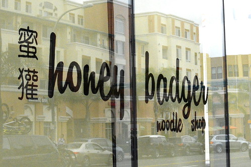 Honey Badger Noodle Shop - Alhambra