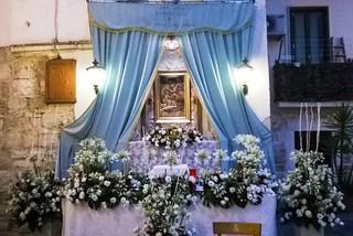 Noicattaro. Madonna delle Grazie front