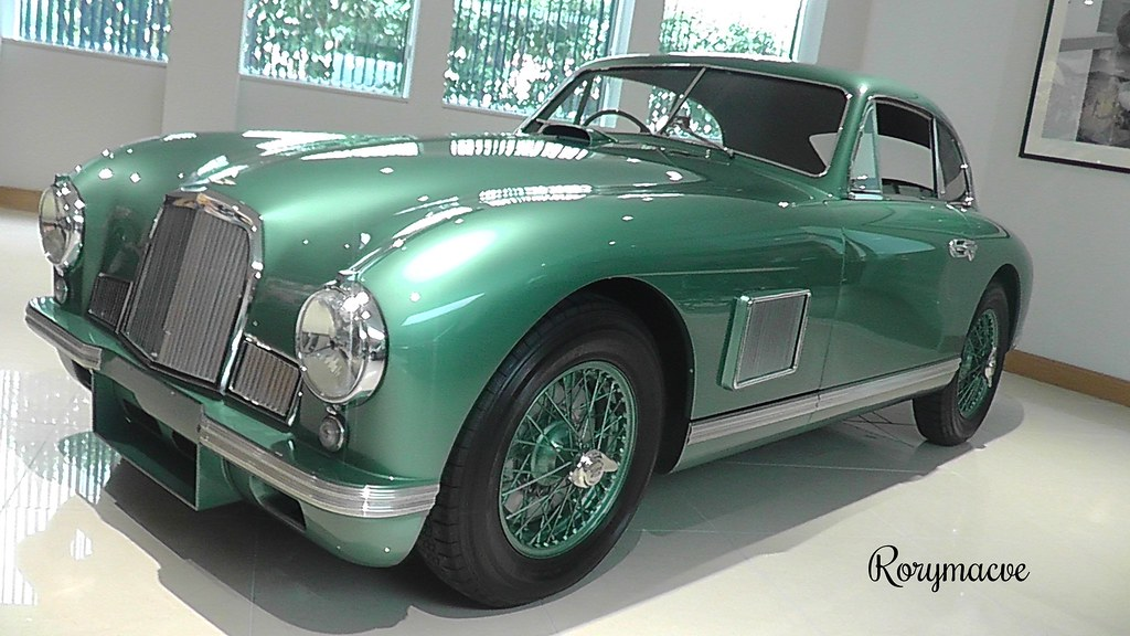 1950 Aston Martin Db2 Washboard One Of The Earliest Of T Flickr