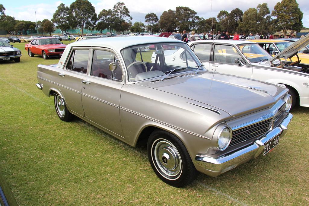 1964 Holden Eh Premier Sedan Roebuck Pearl With A