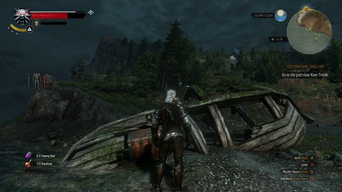 New The Witcher 3 screenshots show combat, exploration and general carousing