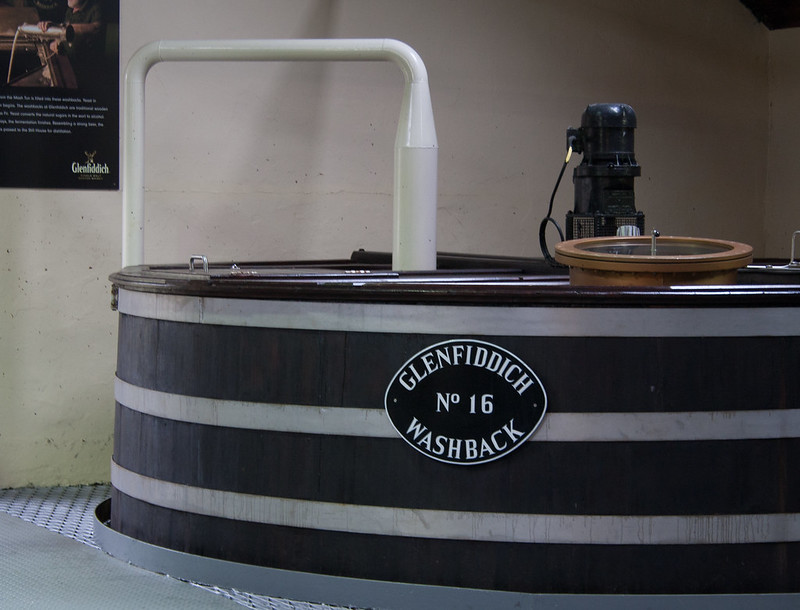 Glenfiddich Washback