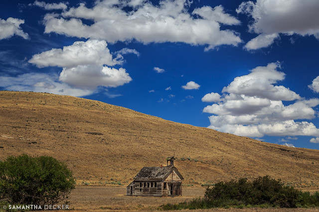 Little Schoolhouse on the Prairie