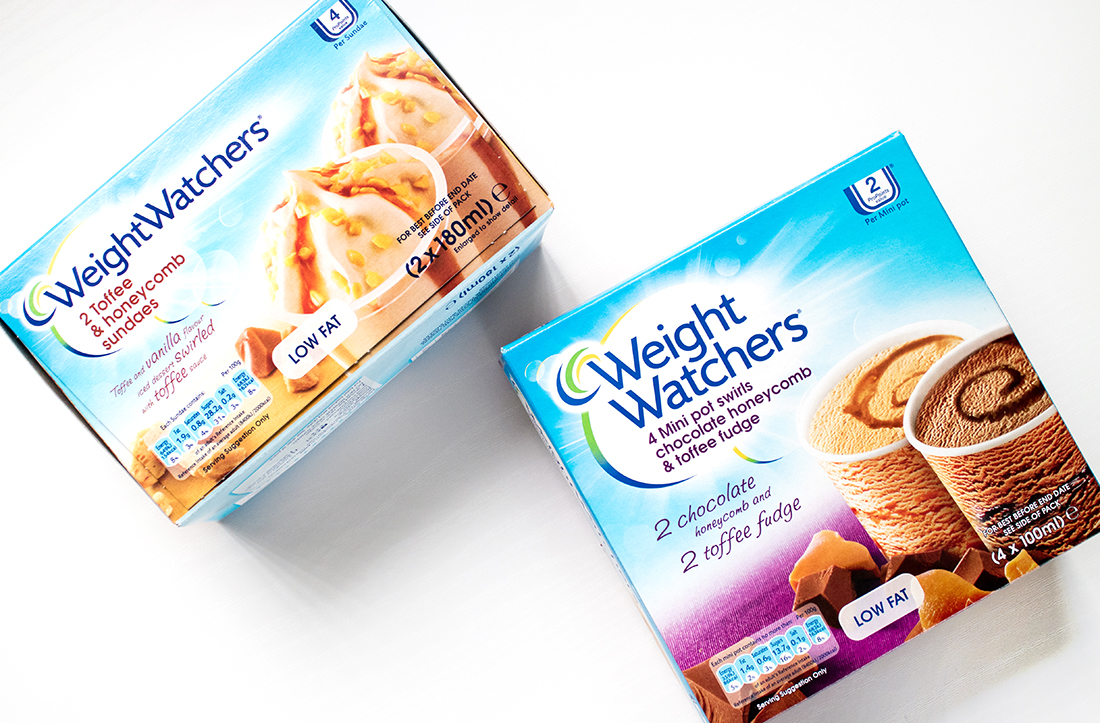 Weight Watchers Dessert