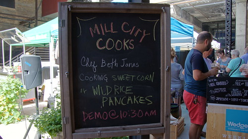 August 6, 2016 Mill City Farmers Market
