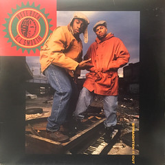 PETE ROCK & C.L. SMOOTH:STRAIGHTEN IT OUT(JACKET A)