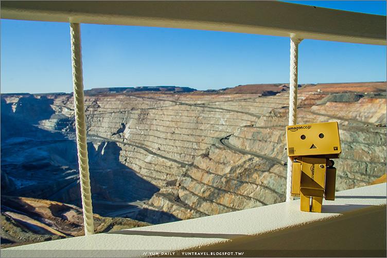 西澳旅遊 ︱Kalgoorlie 西澳最大金礦鎮.看見礦業的驚世巨作