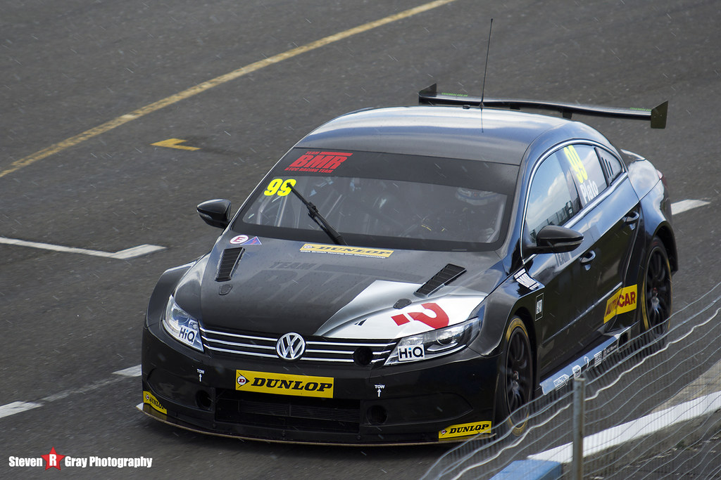 Jason Plato 99 Bmr Volkswagen Cc Team Bmr Btcc M