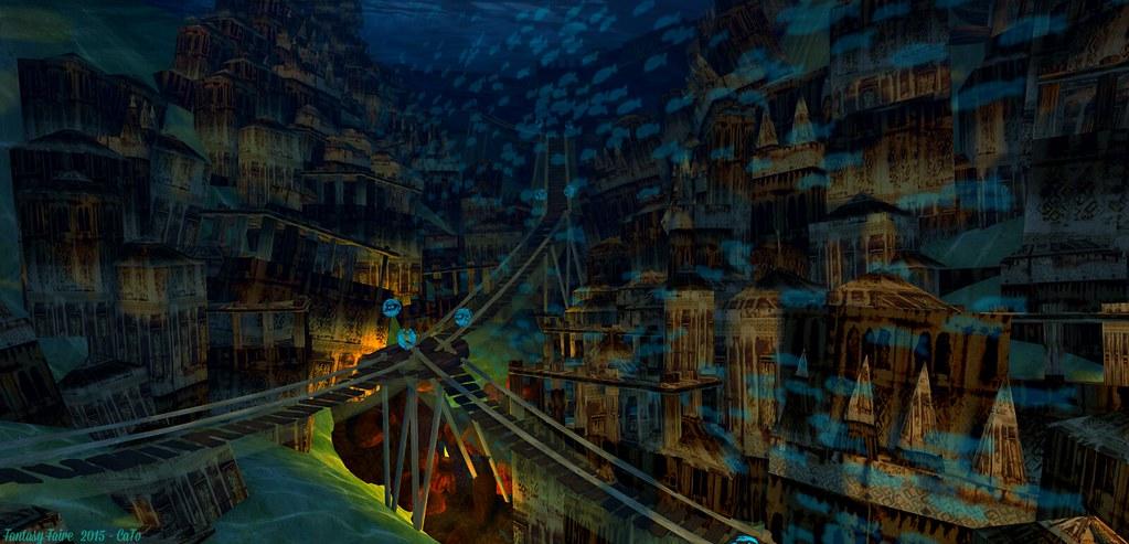 Fantasy Faire 2015 - Poseidons Abyss - III