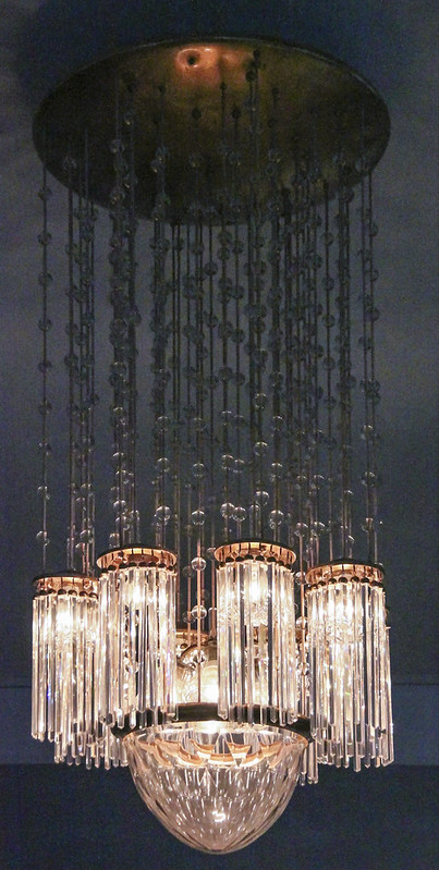 Chandelier from the Dining Room of the Josef Engelhardt House