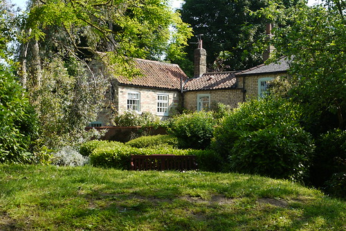 John Dawber walled garden