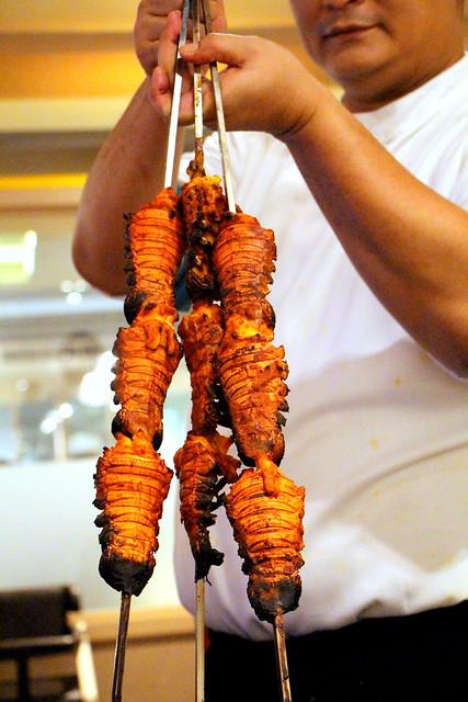 Tandoori Crayfish