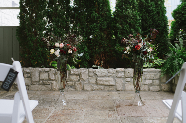 Celine Kim Photography Auberge du Pommier romantic intimate restaurant Toronto fall wedding-48