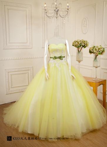 高雄推薦婚紗攝影-高雄kiss99麗緻婚紗告訴大家2015春季婚紗的流行趨勢 (24)