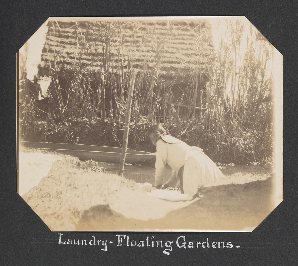 Laundry - Floating Gardens. | Title: Laundry - Floating Gard… | Flickr