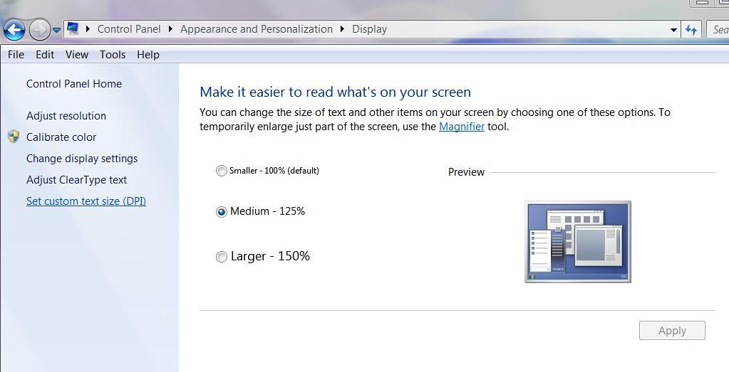 Beberapa Tips Berguna Untuk Pengguna Monitor Layar Besar
