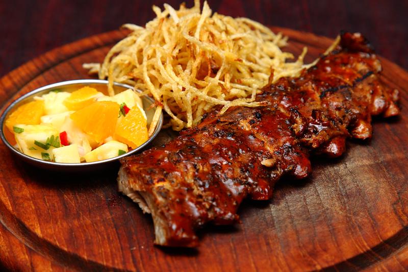 Carribean-Charbroiled-pork-ribs