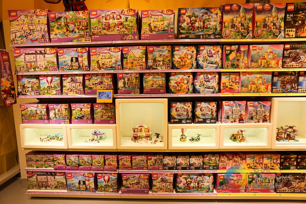 Lego Store Lego Build