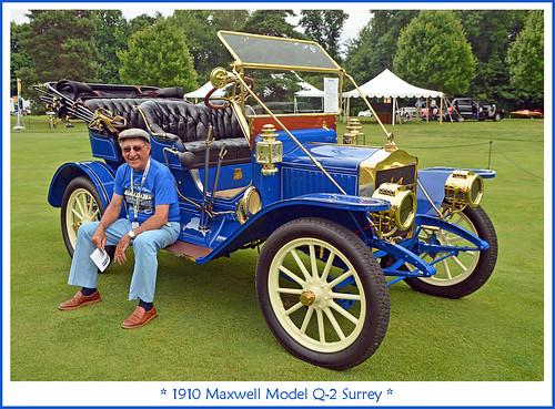 1910 Maxwell Model Q 2 Surrey His Kind Of Car