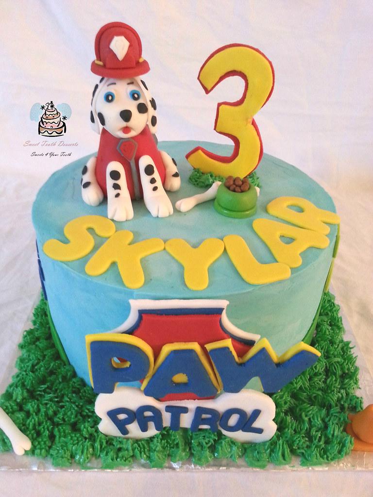 Paw Cake Pan