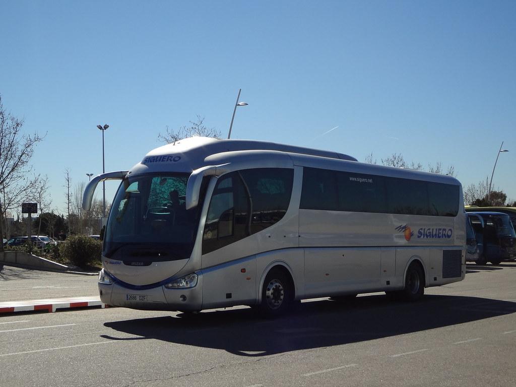 ... SIGUERO 2686-DZF - Scania K-124IB4x2 Irizar Pb | by Alejandro CT