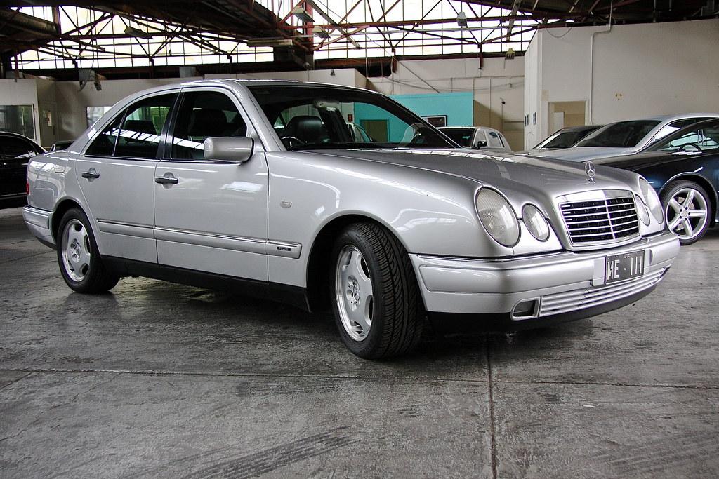 Mercedes benz e320 avantgarde w210 1996 ekberg and for 96 mercedes benz e320