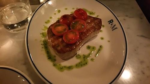 Rex & Mariano - Grilled Tuna