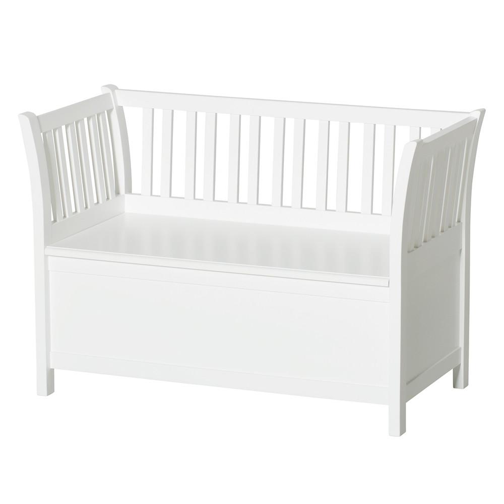 banc en bois avec coffre de rangement oliver furniture flickr. Black Bedroom Furniture Sets. Home Design Ideas