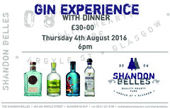 Gin Exp 4th Aug