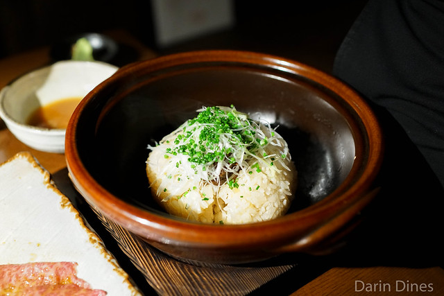 Garlic Japanese Wagyu Rice