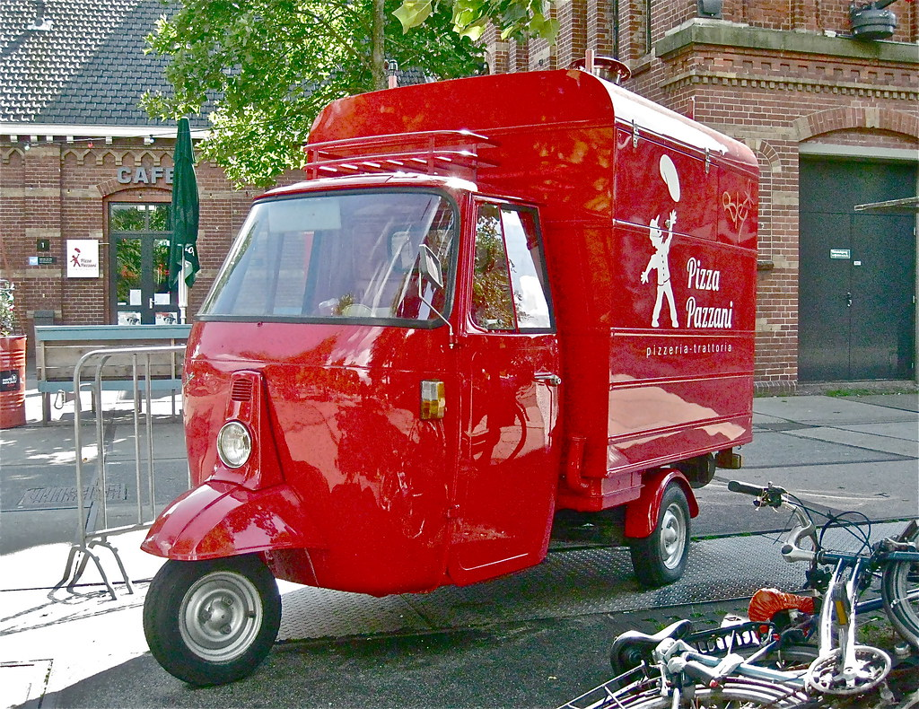 piaggio ape 500 3 wheel transporter i don 39 t think this 3 flickr. Black Bedroom Furniture Sets. Home Design Ideas