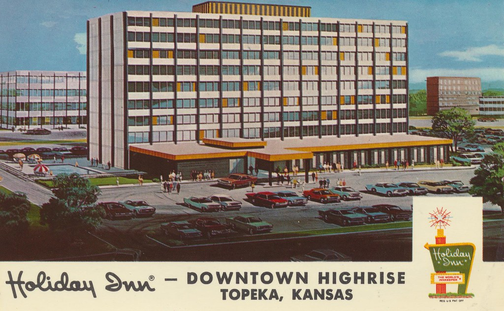 Holiday Inn Downtown Highrise - Topeka, Kansas