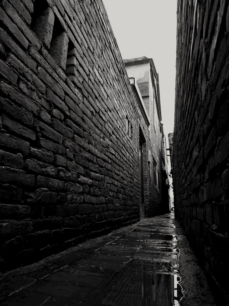 Lukang MoLu Alley