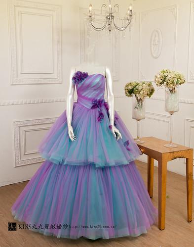 高雄推薦婚紗攝影-高雄kiss99麗緻婚紗告訴大家2015春季婚紗的流行趨勢 (19)