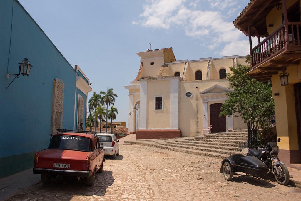 autot, Trinidad, Kuuba