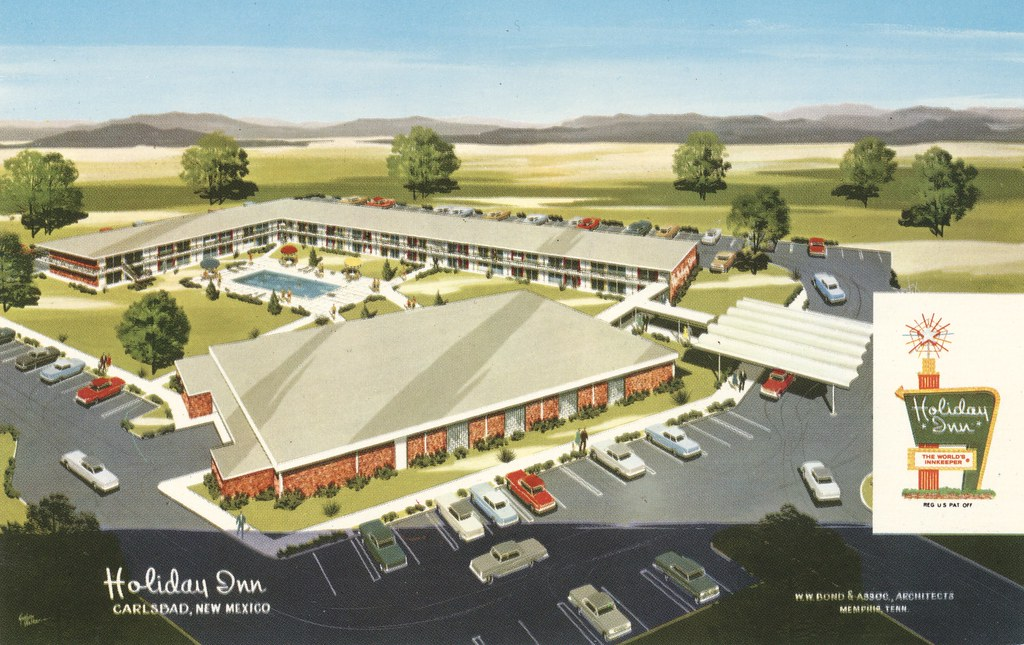 Holiday Inn - Carlsbad, New Mexico