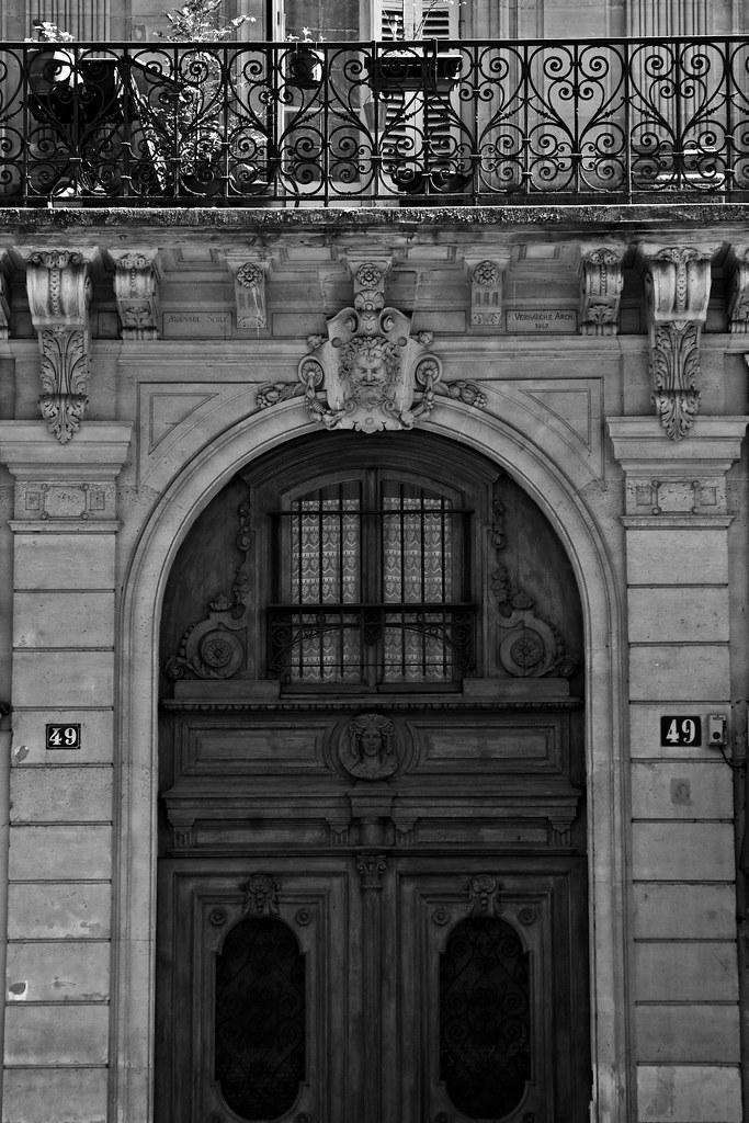 Paris  Boulevard De La Tour Maubourg