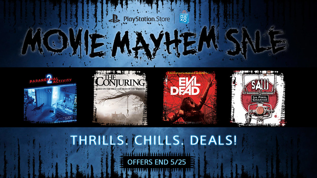 PS Store: Movie Mayhem sale