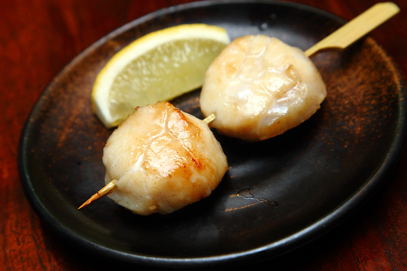 Grilled-Scallops