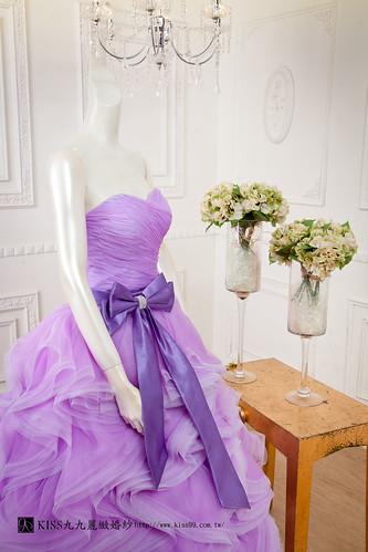 高雄推薦婚紗攝影-高雄kiss99麗緻婚紗告訴大家2015春季婚紗的流行趨勢 (17)