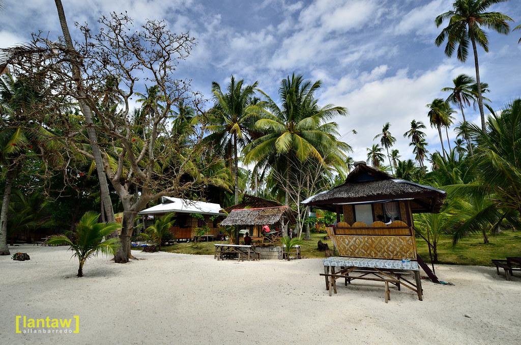 Dayang Beach huts | Dayang Beach Talikud Island Samal, Davao… | Flickr