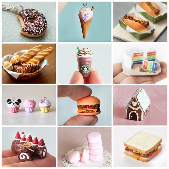 Pocket Kitchen - miniature food craft kit