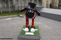 YEOMAN OF THE BAAARD No.37 - Shaun The Sheep - Shaun in the City - London - 150512 - Steven Gray - IMG_0288