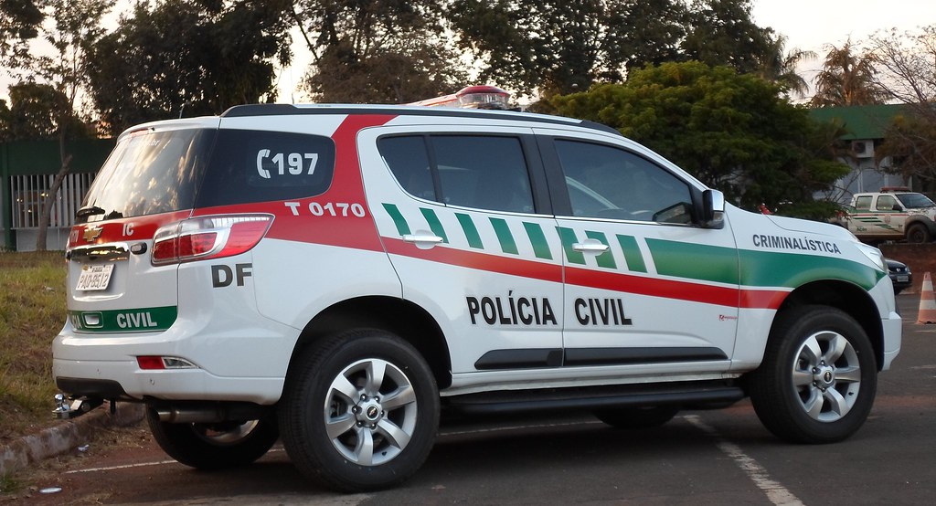 Chevrolet Trailblazer - PCDF T0170 | Polícia Civil do DF ...