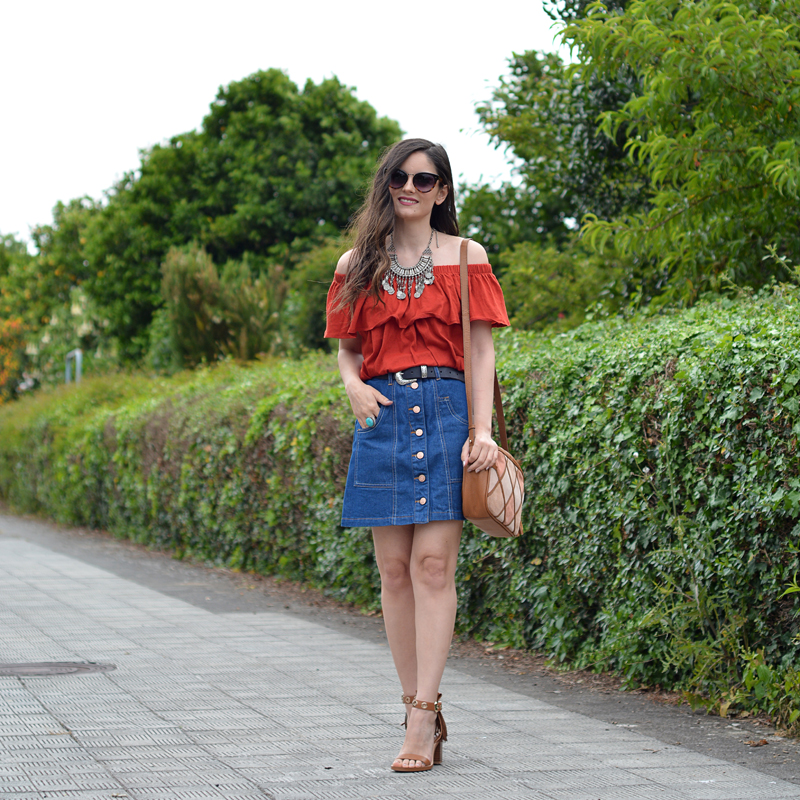 zara_ootd_lookbook_street style_stradivarius_denim_08