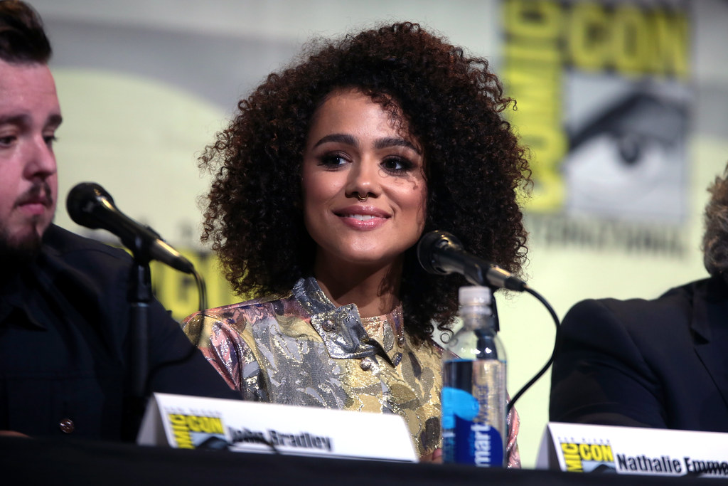 Image result for Nathalie Emmanuel