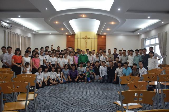 [Cựu SV] Chương trình gặp mặt lần thứ 3 - Cựu SVCG Phát Diệm