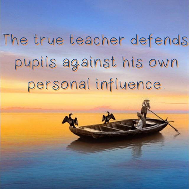 A Teachers Test Sentences Reflections Allegories Apho Flickr
