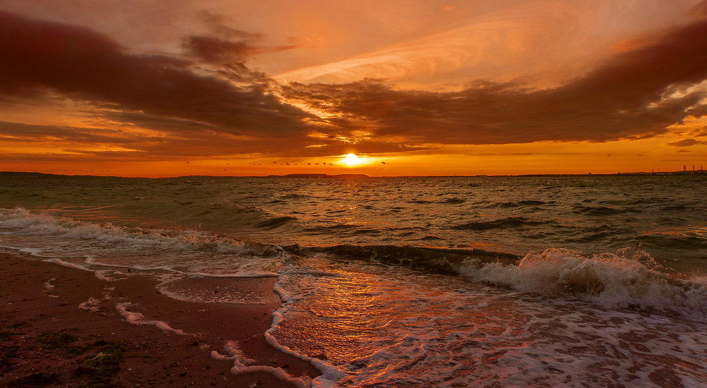 Sunset beach lukem art website facebook t flickr - Coucher de soleil marseille ...